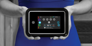 gecko spas virivky idol touch panel